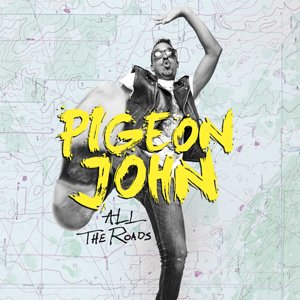coverPigeon John - All The Roads coverpetit
