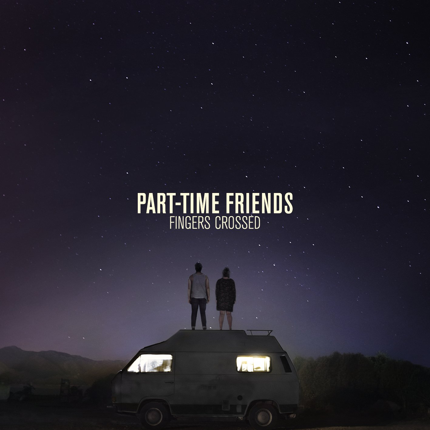 part-time friends-here we are