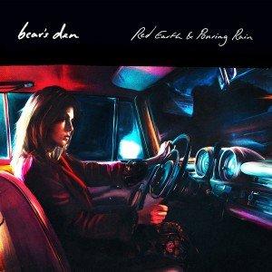 Bear's Den, album, red earh, pouring rain