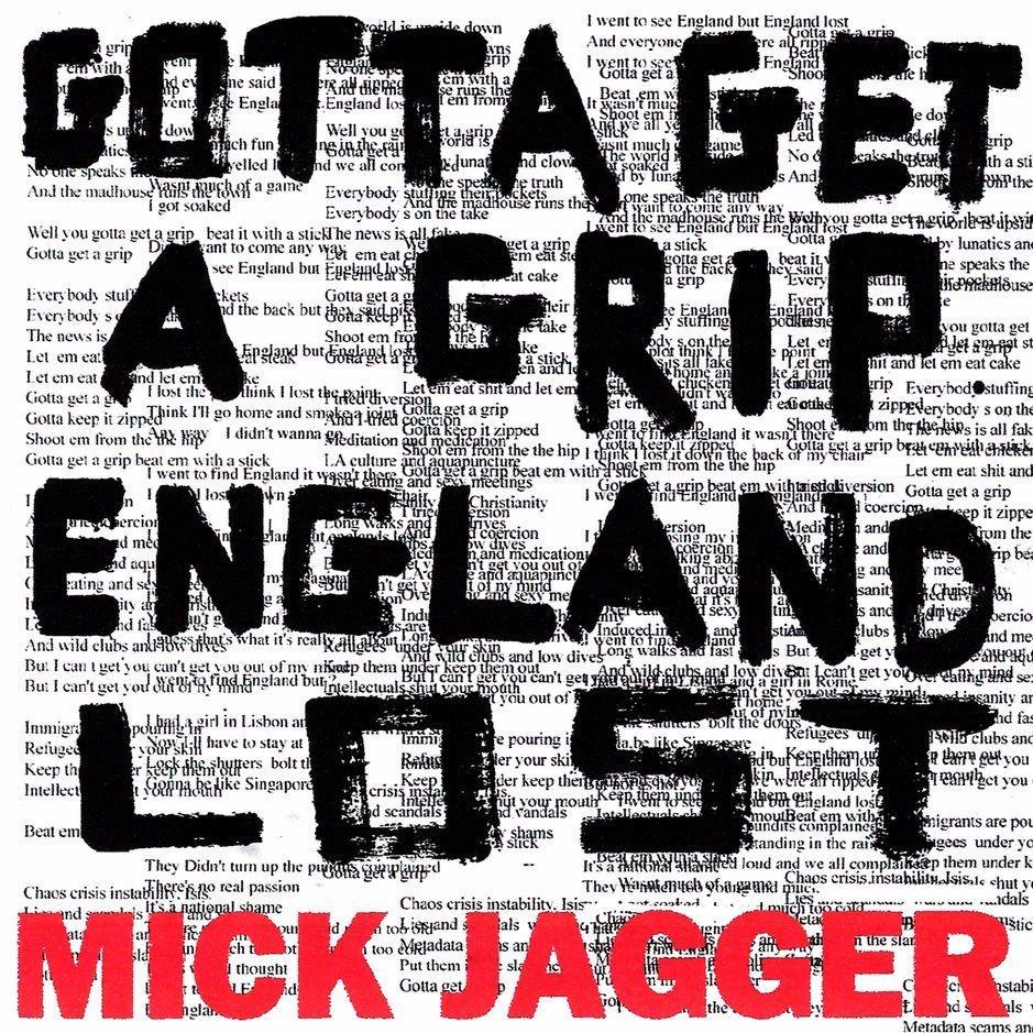 Mick Jagger - Gotta Get A grip