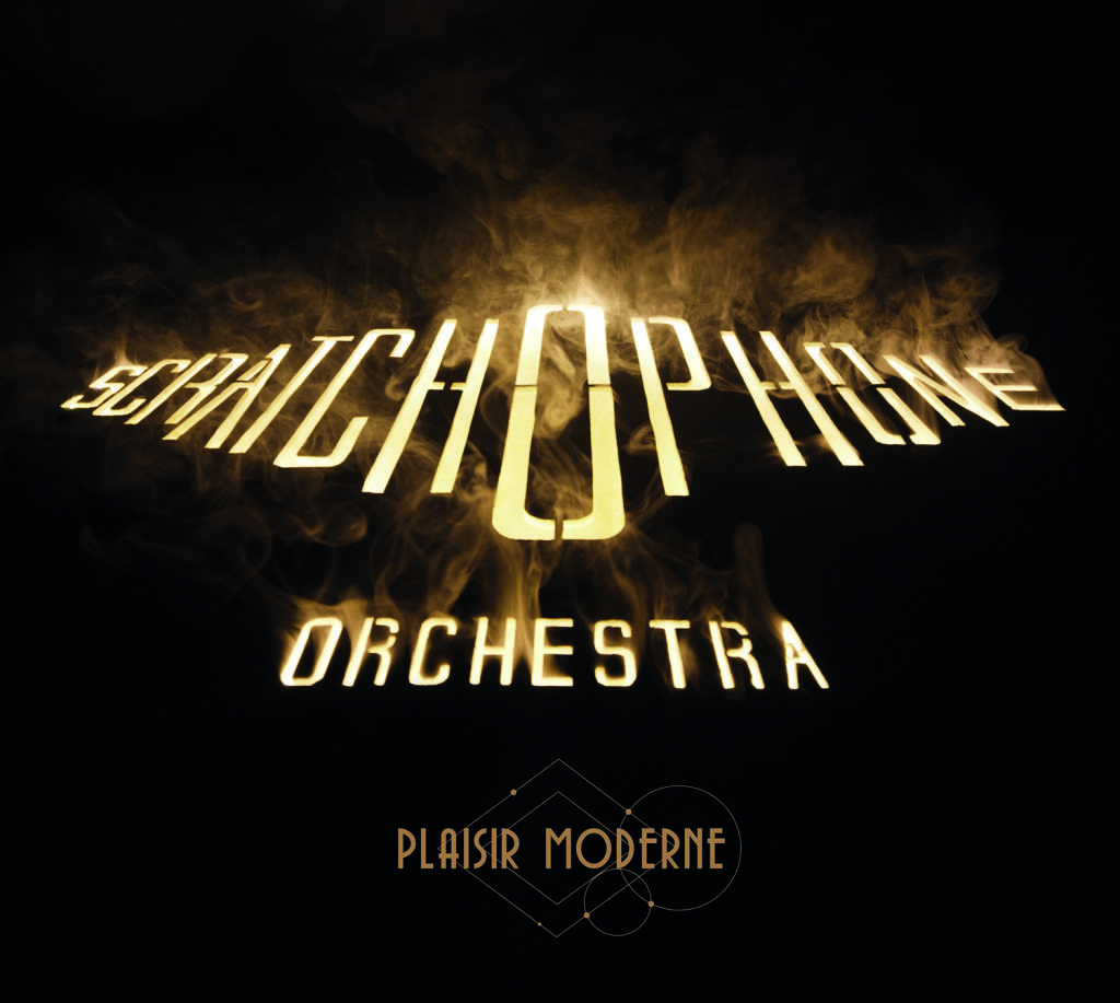 The Scratchophone Orchestra, album