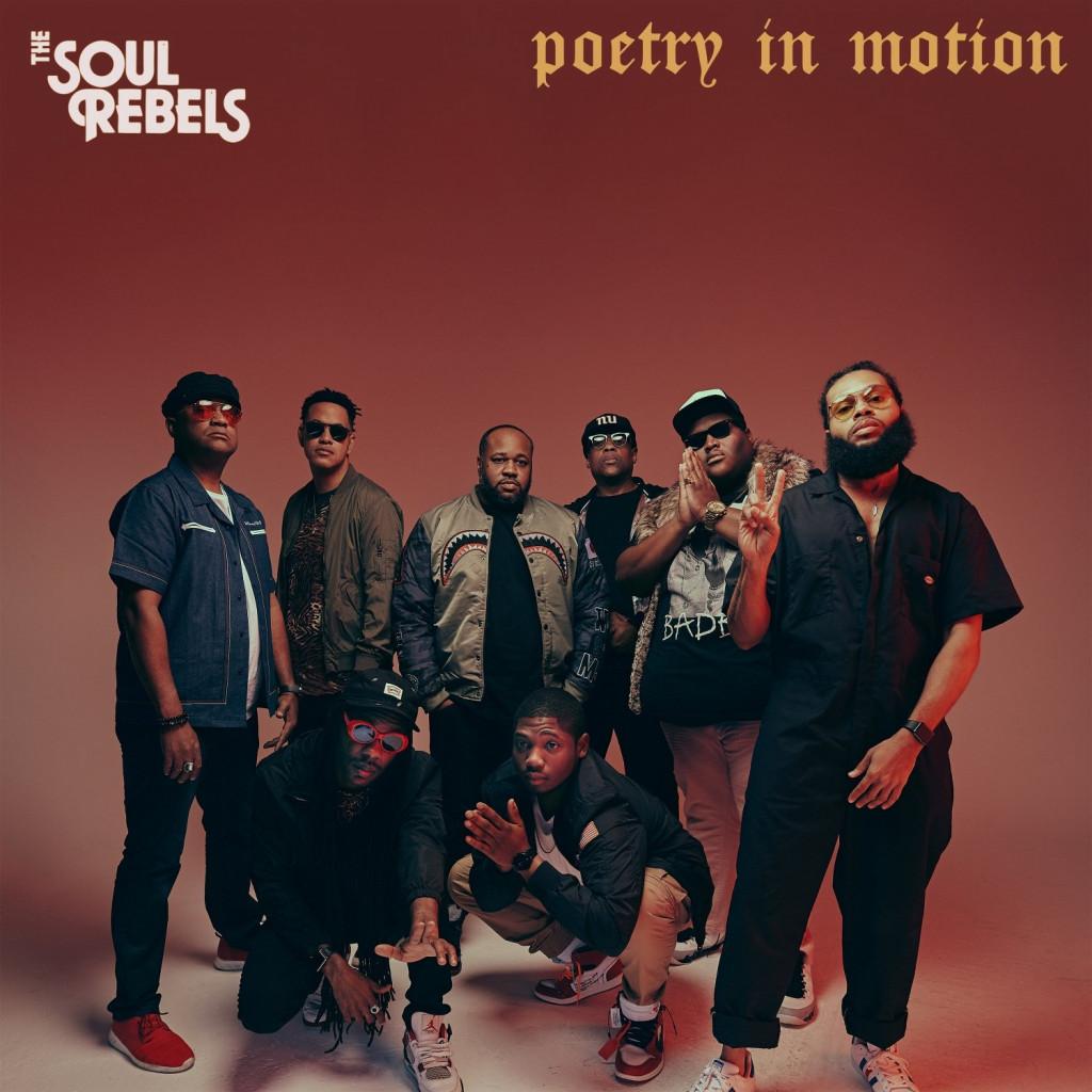 The Soul Rebels - Poetry In Motion