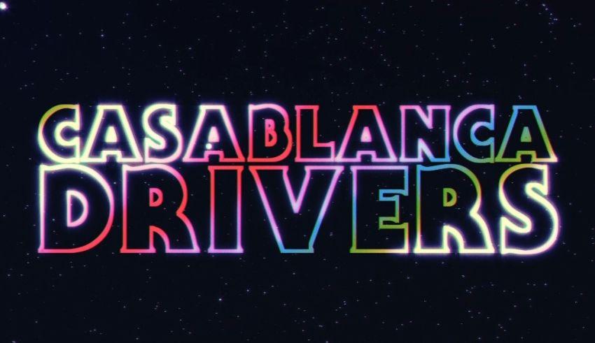[Clip du jour] : Casablanca Drivers font une grosse fiesta dans le clip de 205 502