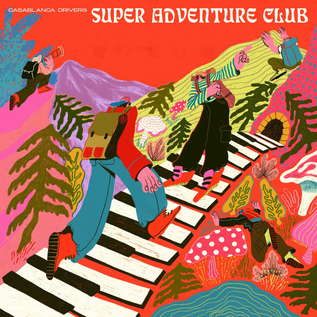 Casablanca DRIVERS - Super adventure club