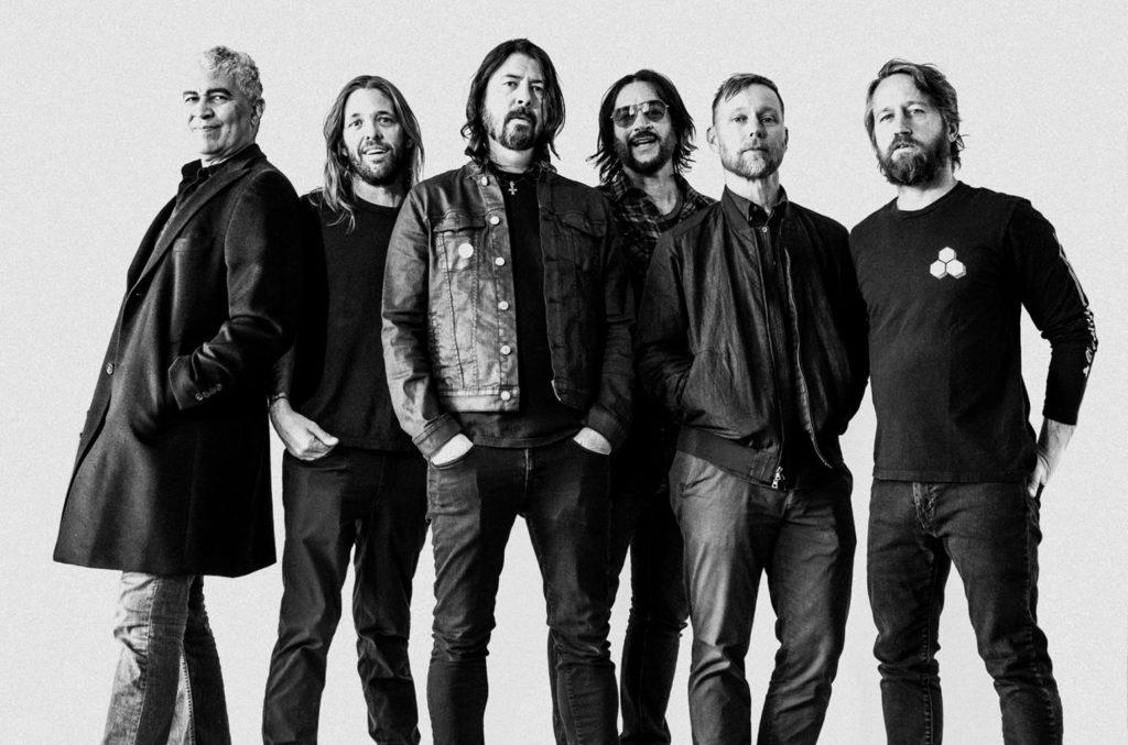 Foo Fighters, Medicine at Midnight, Clip du jour